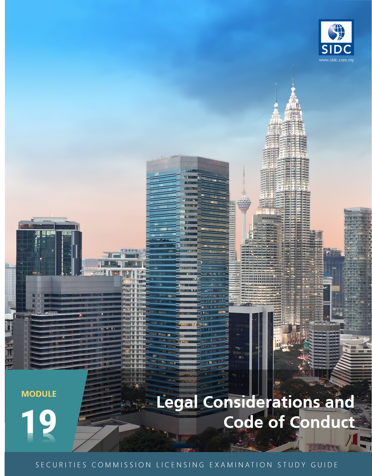 Legal Considerations and Code of Conduct