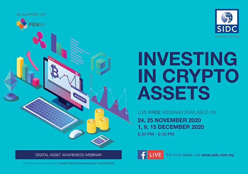 Investing in Crypto Assets